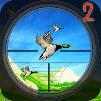 Real Duck Hunting Games 3D