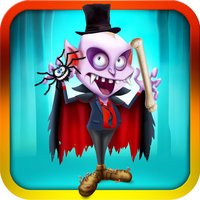 My Freaky Little Monsters and Zombies Dress Up Club Game - Free App
