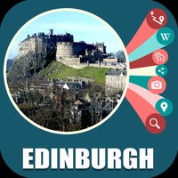 Edinburgh UK Offline TravelMap