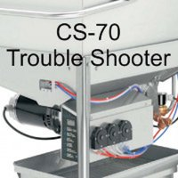 CS-70 Trouble shooter