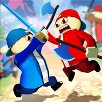Human Gangs Battle Simulator