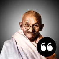 Mahatma Gandhi Quote - The best quote