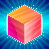 Blocky Square Jump