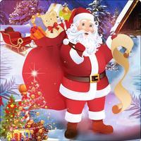Christmas Santa Gift Delivery