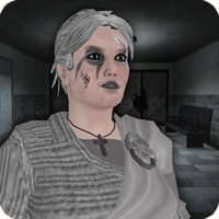 Scary Granny Horror House Game