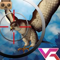 VR Falcon Hunter - Desert Shotgun Simulator 2016