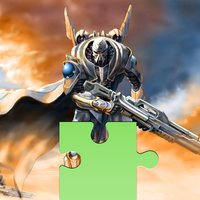 Heroes Robot Jigsaw Puzzles Photo HD 2 in 1