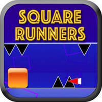 Impossible dash up Game : Square Runners