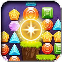 Jewesl Star Match 3 Puzzle Deluxe