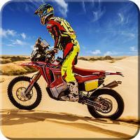 Desert Stunt Bike Drive Pro