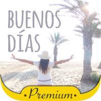 Good Morning  messages in Spanish -  Premium
