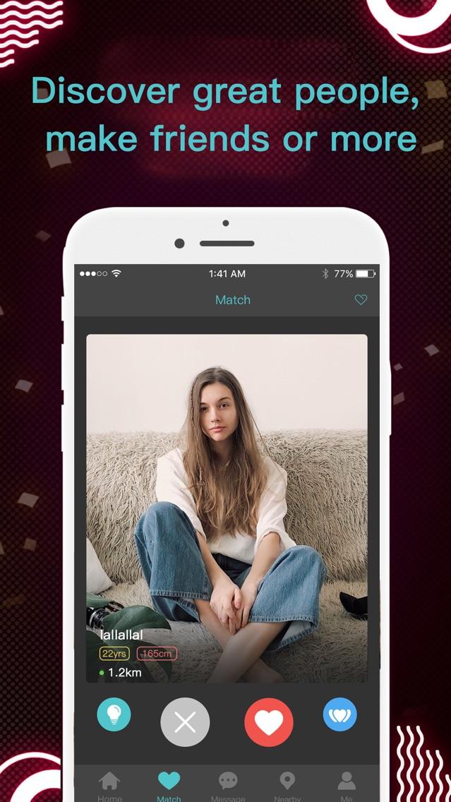 Casual hookup app iphone