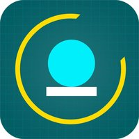 Circle: Blast Up & Avoid Spin-ning Circles or Pop