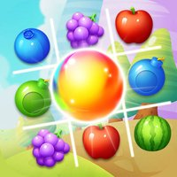 Fruit Crush Land: Match 3 Game
