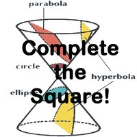 Conic Sections Complete Square