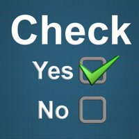 Check Yes or No Free