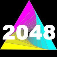 Tri-Sum 2048 - Fun & Cool Math Puzzle Addition Games including Fibonacci Numbers