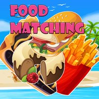 Food Matching Puzzle - Games inventive for Kids