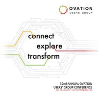 Ovation Users' Group Conf 2019