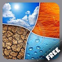 Nature Element Sounds - Classic Sounds of Earth, Wind, Fire and Water for Free
