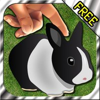 Bunny Fingers! 3D Interactive Easter Rabbit Reality! FREE