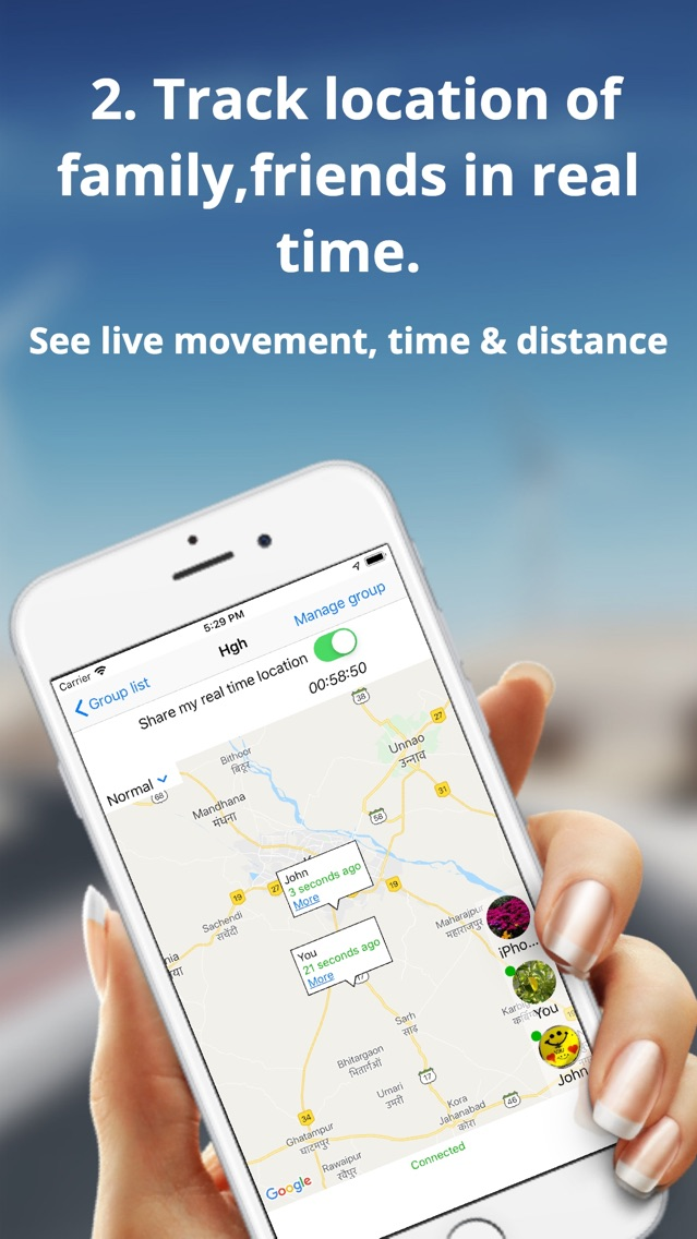 gps tracking cell phone free download