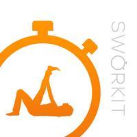 Stretching Sworkit - Increase Flexibilty & Pilates