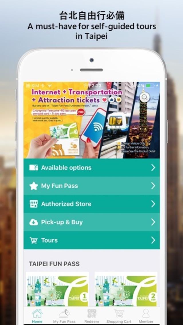 Taipei Fun Pass App for iPhone - Free Download Taipei Fun