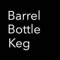 Barrel Bottle Keg