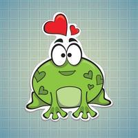Sticker Me: Fat Frog