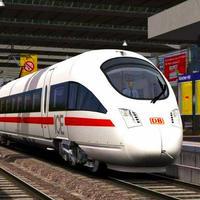 火车模拟-疯狂高铁游戏
