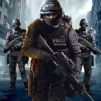 SWAT Team Police Sniper Shoot