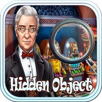 Hidden Object: Mysterious Detective in Casino