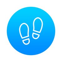 Pedometer - step counter with beautiful design