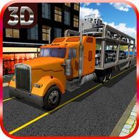 Police Cars Transporter Truck – Cargo Simulator