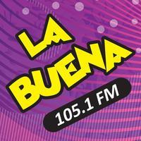 La Buena 105.1 FM Radio KIDI Santa Maria