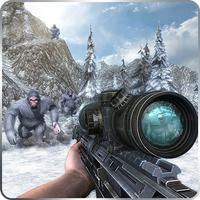 Mountain Yeti Beast Sniper