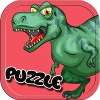 Dino Math Games Jigsaw Puzzles : Dinosaur for Kids