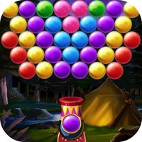 Bubble Camp Fun for Christmas Game