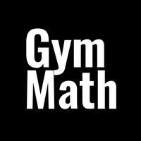 GymMath - Plates & 1RM Calc