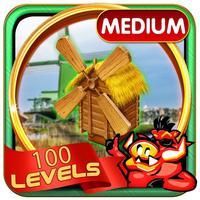 Windmill Hidden Objects Games