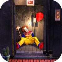 Scary Clown Prank Attack Sim