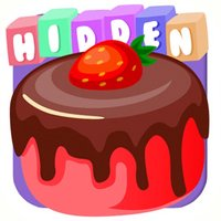 Hidden Cake - Toddler game