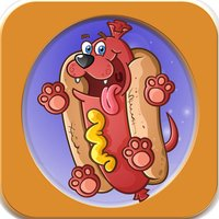 A Cute Funny Hot-Dog Clickers - Tapping Frenzy