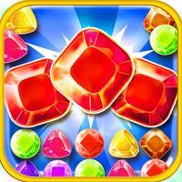 Jewel's Smash Match-3 - diamond game and kids digger's mania hd free
