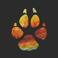 Sky Wolf - Run and Jump