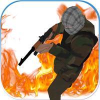 Terrorist Strike Shooting Game