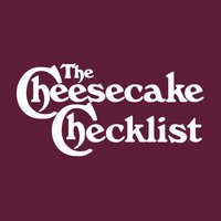 Cheesecake Checklist