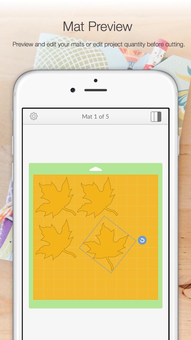 Cricut Design Space App for iPhone - Free Download Cricut