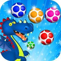 Happy Bubble: Dragon Eggs